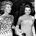 Jacqueline Kennedy With The Wife by Everett