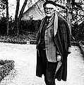 Jean Piaget, Author, 1974 by Everett
