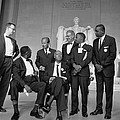 Leaders Of The 1963 March On Washington by Everett
