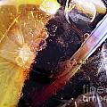 Lemon And Straw by Carlos Caetano