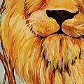 Lion Of Judah by Diana Kaye Obe