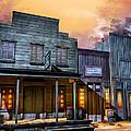 Little Town by Joel Payne