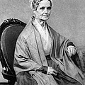 Lucretia Coffin Mott, American Activist by Photo Researchers