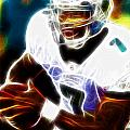 Magical Michael Vick by Paul Van Scott