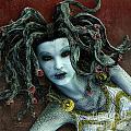 Medusa by Jutta Maria Pusl