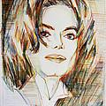 Michael Jackson - Indigo Child  by Hitomi Osanai
