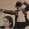 Michael Jackson by Michael Garbe