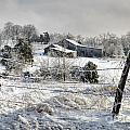 Midwestern Ice Storm - D004825 by Daniel Dempster