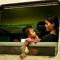 Thai Mother and Child