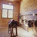 Mundiwa Station Tack Room by Jason Edwards