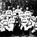 New York Giants, Baseball Team, 1889 by Everett