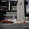 New York Street by Alessandro Uggeri