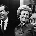 Nixon Presidency. Us President-elect by Everett