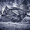 Old Barn by Donald Schwartz