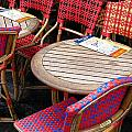Paris Cafe by Tony Grider