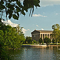 Parthenon At Nashville Tennessee 10 by Douglas Barnett