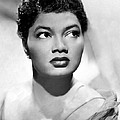 Pearl Bailey, Portrait Ca. 1952 by Everett
