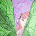 Peeking Fairy  by Elizabeth Arthur