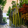 Plants Of The Triassic Period by Science Source