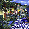 Portofino by Lisa Reinhardt