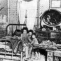 Poverty Stricken Children In A Rural by Everett