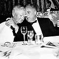 President Franklin Roosevelt And Vp by Everett
