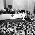 President Franklin Roosevelt Dedicated by Everett