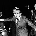 President Richard Nixon Extends Himself by Everett