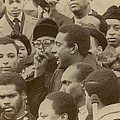 Profile Of Stokely Carmichael Speaking by Everett