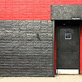 Red Wall by Viktor Savchenko