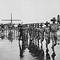Royal Australian Air Force Arrives by Everett