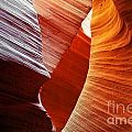 Shades Of Red - Antelope Canyon Az by Christine Till