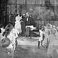 Silent Film Still: School by Granger
