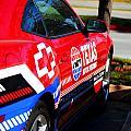 Speedway Camaro by Malania Hammer