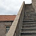 Stairway In Dubrovnik by Madeline Ellis
