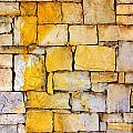 Stone Wall by Carlos Caetano