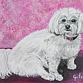 Sunny by Paintings by Gretzky