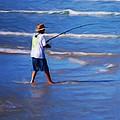 Surf Casting by David Lane
