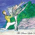 Swan Lake Ballet by Marie Loh
