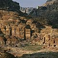 The Caves And Tombs Of Petra, Shown by Annie Griffiths