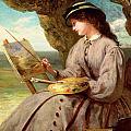 The Fair Amateur by Abraham Solomon