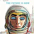 The Future Is Now by Russell Pierce