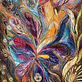 The Galilee Iris by Elena Kotliarker