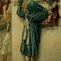 The Street Altar by Sir Lawrence Alma-Tadema