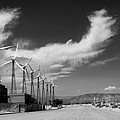Turbine Town Palm Springs by William Dey