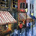 Twelve Street And Rine by Anthony Falbo