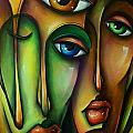 Urban Expressions by Michael Lang