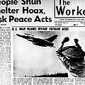Us Planes Invade Vietnam Skies. An by Everett