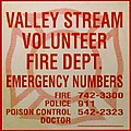 Valley Stream Fire Department by Rob Hans