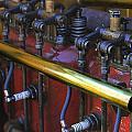 Vintage Combustion Engine by Scott Hovind